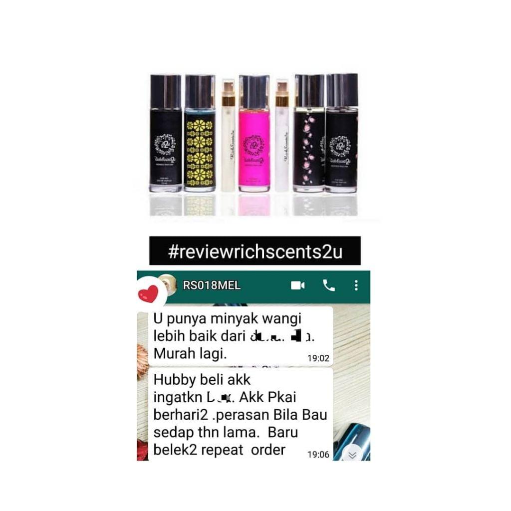 Perfume tahan lama, murah 2