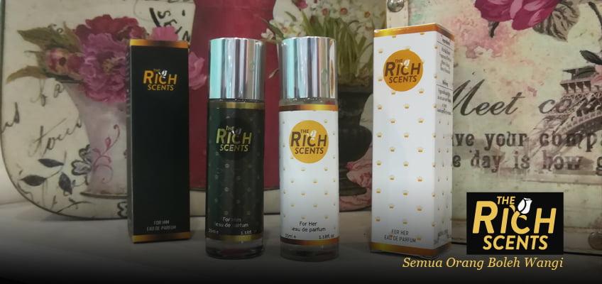 Ciri-ciri pilihan minyak wangi anda? 2