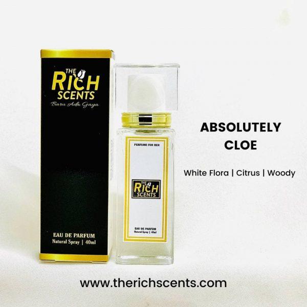 Absolutely Cloe Eau De Parfum 40ml for Women 1