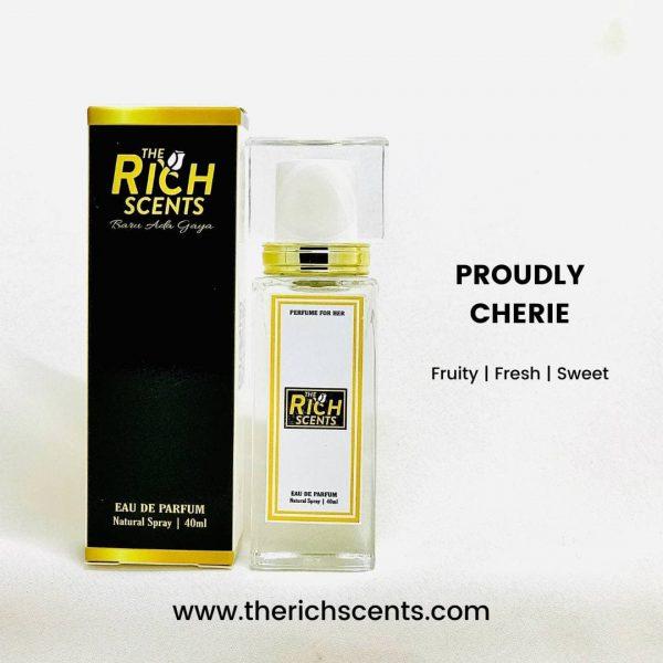 Proudly Cherie Eau De Parfum 40ml Spray For Women 1