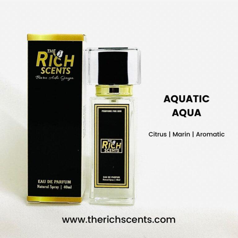 Aquatic Acqua Eau De Parfum 40 ml Spray For Men 1