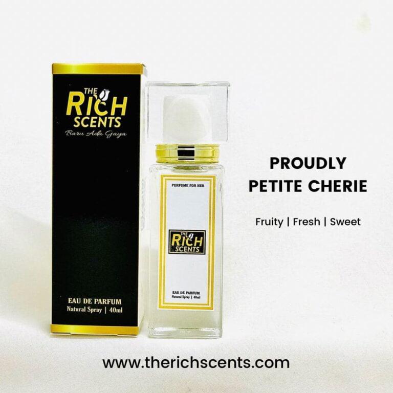 Proudly Petite Cherie Eau De Parfum 40ml Spray For Women 1