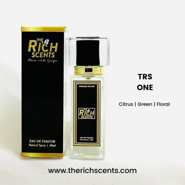 Trs One Eau De Parfum 40ml Spray for Unisex 1