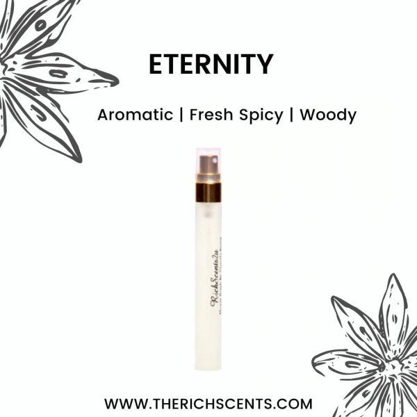 Eternity Inspired Perfume 10ml Spray For Men 1