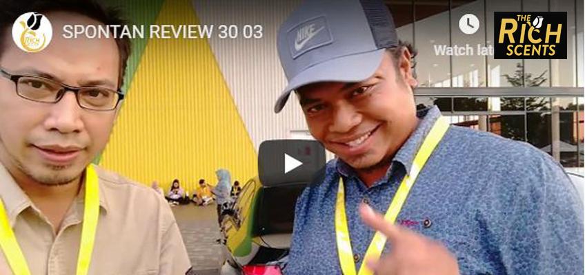 Review Minyak Wangi The Rich Scents dari Encik Hafiz Kuala Pilah 1