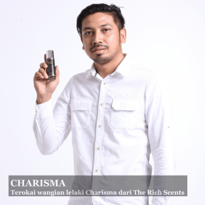 Perfume Lelaki - Charisma
