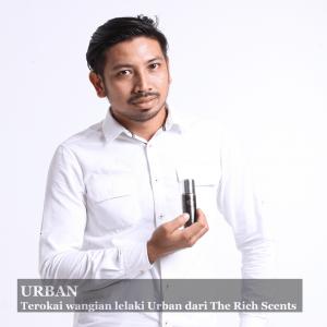 Perfume Lelaki - Urban