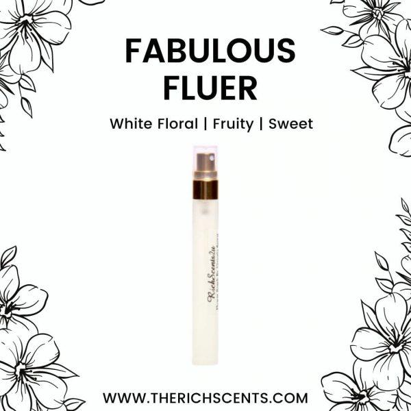 Fabulous Fluer Inspired Perfume 10 ml EDP Spray for Women 1
