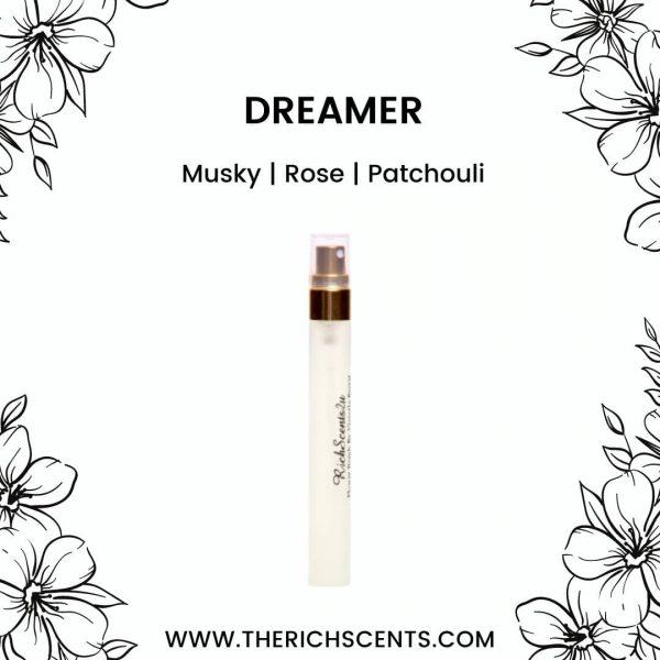 Dreamer Travel Perfume 10 ml EDP Spray for Women 1
