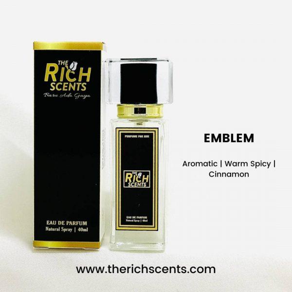 Emblem Eau De Parfum 40ml Spray For Men 1