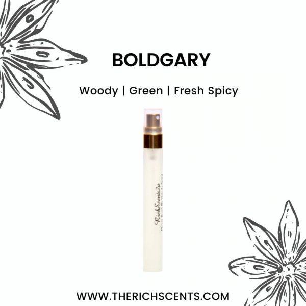 Boldgary Inspired Perfume 10ml Spray For Men 1