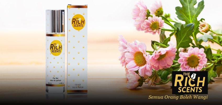 4 tips memilih minyak wangi perempuan sebagai hadiah
