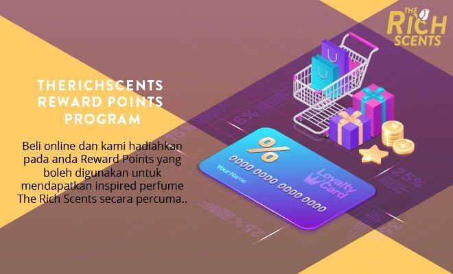 Shopping Online Reward Points