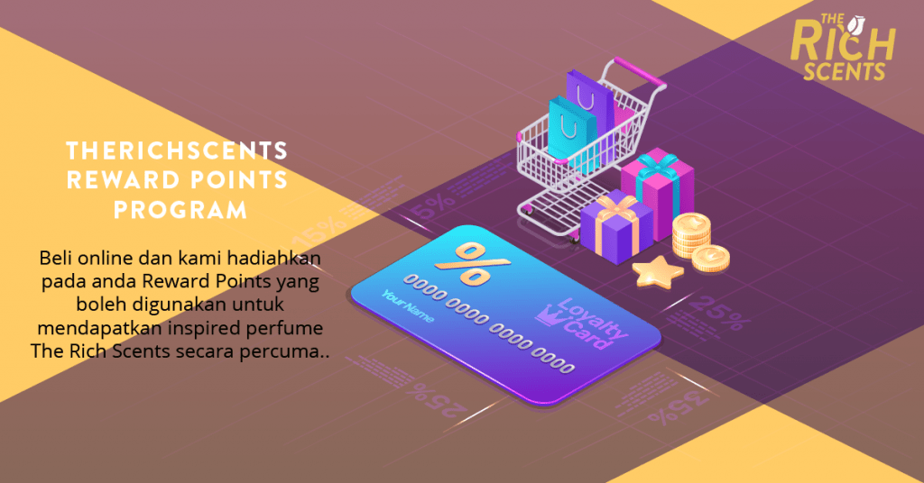 Shopping Online Reward Points