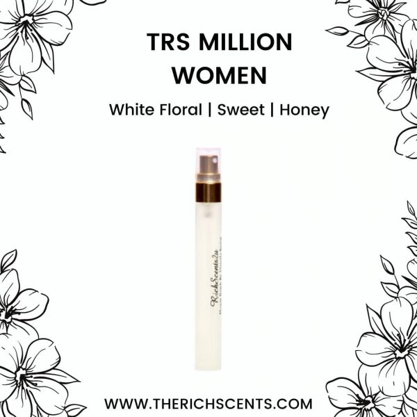 TRS Million Women Inspired Perfume 10ml Spray For Women 1