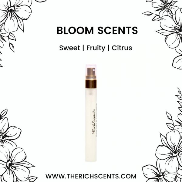 Bloom Scents Inspired Perfume 10ml Spray For Women 1
