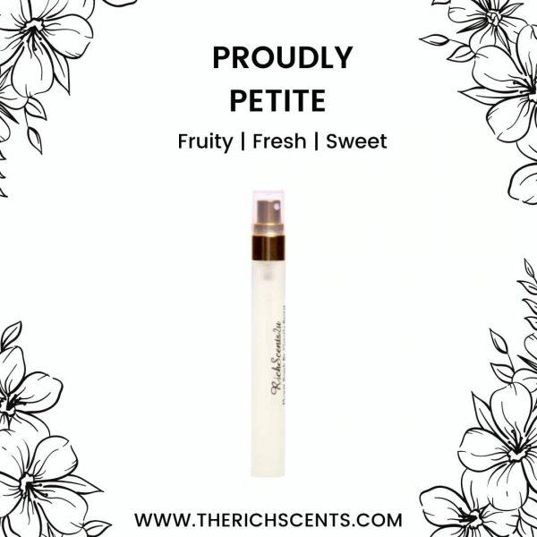 Proudly Petite Inspired Perfume 10ml Spray For Women 1