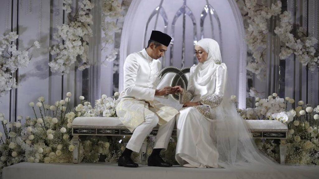 Hantaran kahwin lelaki kepada perempuan