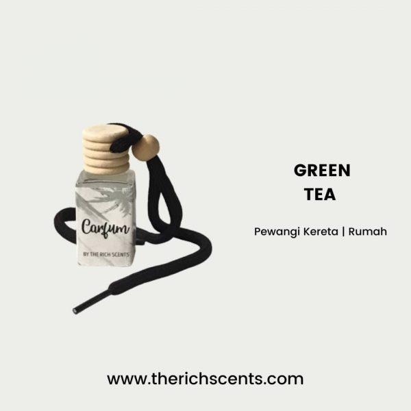 Pewangi Kereta Green Tea 1
