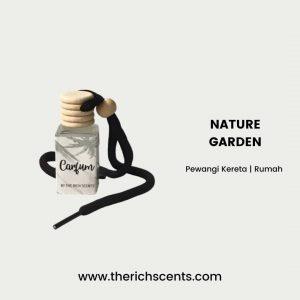 Spontan Review Perfume En. Salam dari Puncak Alam 4