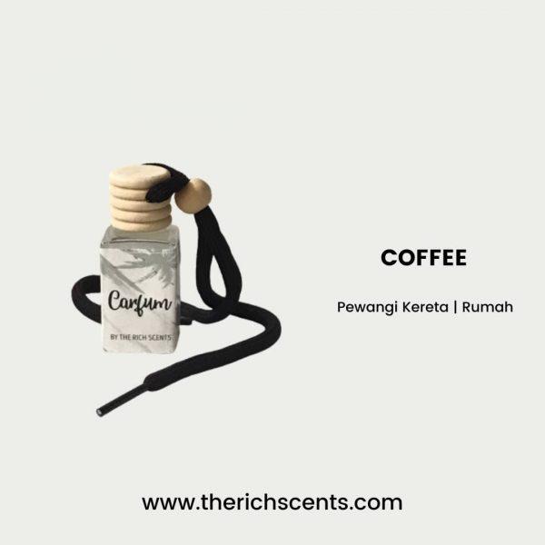 Pewangi Kereta Coffee 1
