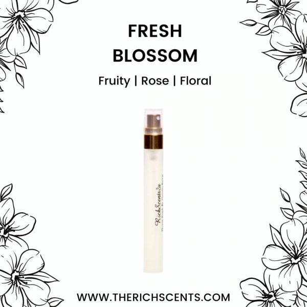 Blossom Eau De Parfum 10ml Spray For Women 1
