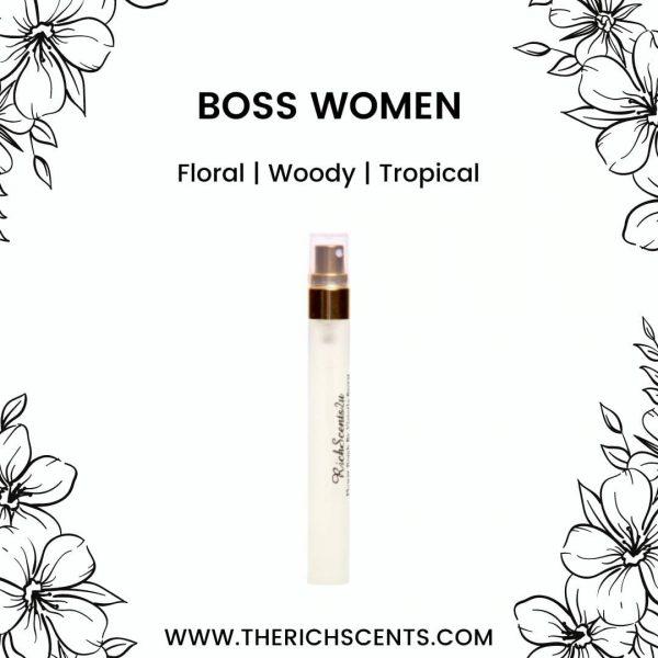 Boss Women Eau De Parfum 10ml Spray For Women 1