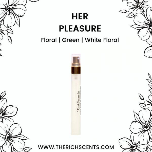 Her Pleasure Eau De Parfum 10ml for Women 1
