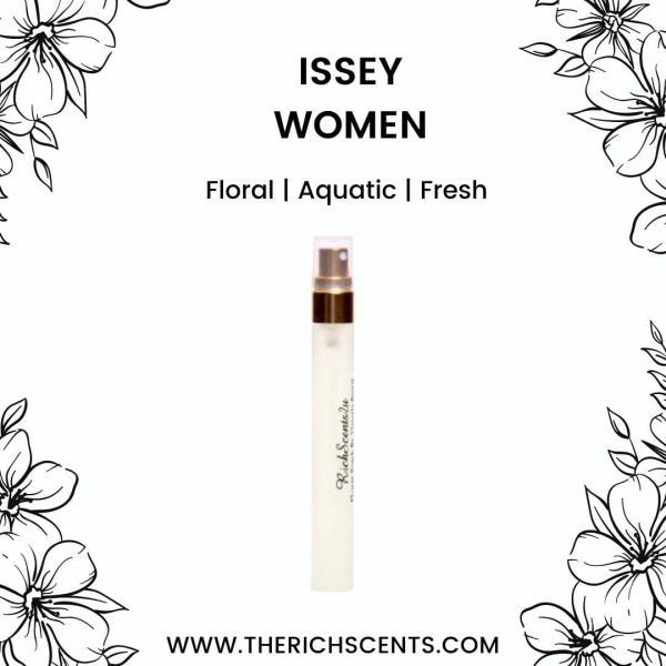 Issey Women Inspired Perfume 10ml Spray For Women 1