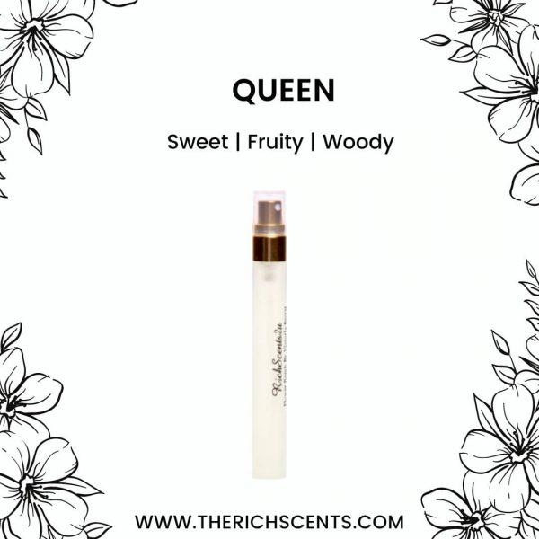 Queen Inspired Perfume 10ml For Women 1